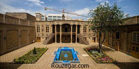 جاذبه های گردشگری مشهد، مناطق دیدنی مشهد