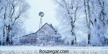 شعر کوتاه برف ، شعر کوتاه برف و زمستان