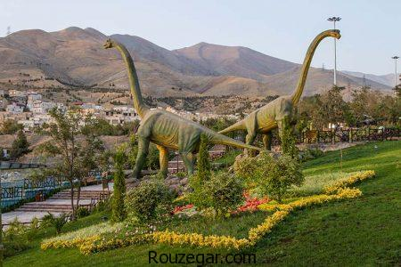 جاذبه های گردشگری تهران، مناطق دیدنی تهران