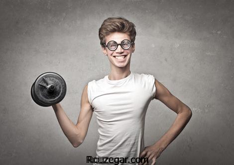 چرا چاق نمی شوم، درمان چاق شدن صورت