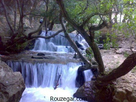 جاذبه های گردشگری یاسوج ، مناطق دیدنی یاسوج
