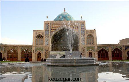 جاذبه های گردشگری زنجان، مناطق دیدنی زنجان