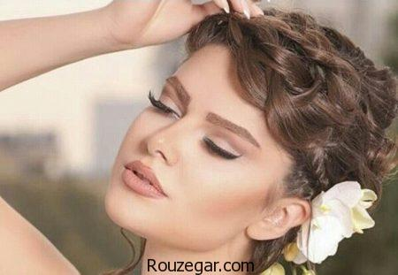 آرایش عروس 2018، مدل آرایش عروس