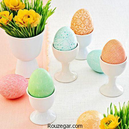 تزیین تخم مرغ عید ، تزیین تخم مرغ عید 97
