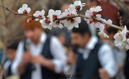 رسم و رسومات عید نوروز