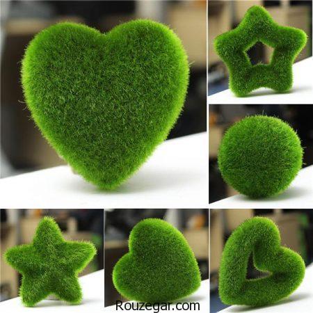 زیباترین سبزه های عید نوروز ، سبزه عید نوروز 97