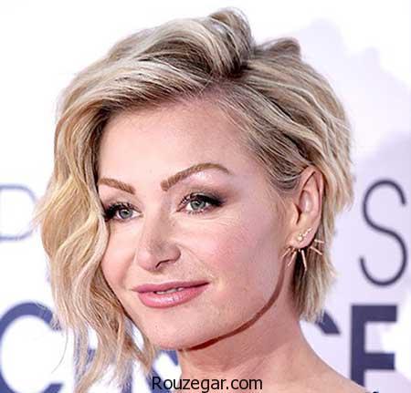 مدل مو کوتاه زنانه، مدل مو کوتاه زنانه 2018