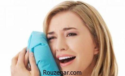 دندان درد در بارداری,دندان درد شبانه,دندان درد شدید