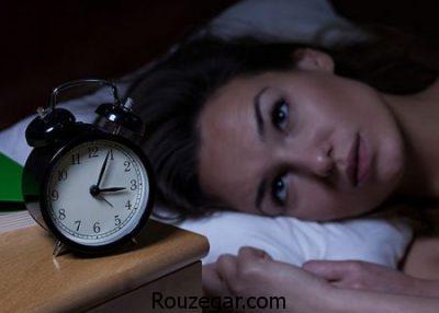 مهمترین علت بی خوابی,علت بی خوابی نوزاد,درمان گیاهی بی خوابی