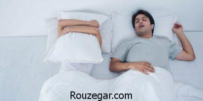 خروپف کودکان,بهترین روش درمان خر و پف,علت اصلی خر و پف در خواب