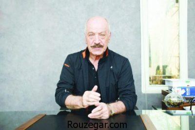 بیوگرافی سعید راد بازیگر قدیمی,سعید راد هنرپیشه,سعید راد و نوش آفرین