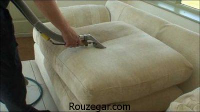 شستشوی مبل در منزل,شستشوی مبل با بخارشو,دستگاه شستشوی مبل
