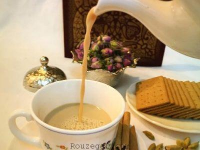 چای ماسالا طرز تهیه,خواص چای ماسالا,چای ماسالا هندی