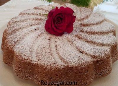 کیک زنجبیلی با ماست,کیک زنجبیلی بدون فر, طرز تهیه کیک زنجبیلی مجلسی