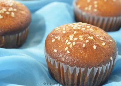 کیک یزدی سنتی,طرز تهیه کیک یزدی بدون قالب,طرز تهیه کیک یزدی بدون فر