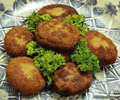 دستور پخت کتلت عربی,کتلت عربی با برنج,طرز تهیه کتلت عربی,