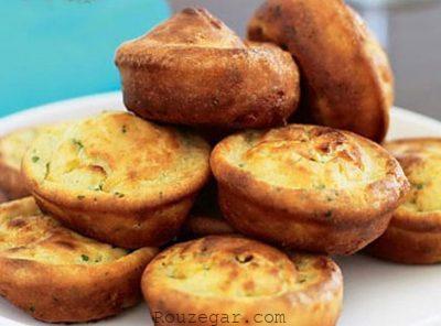 نان پنیری شیرین,نان پنیری سرخ شده,نان پنیری صبحانه