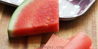 لواشک هندوانه خانگی بدون فر,لواشک هندوانه ترش,طرز تهیه لواشک هندوانه