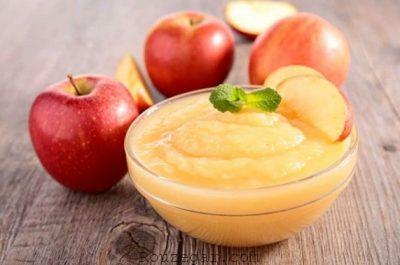 سس سیب زمینی خانگی,سس سیب ترش,سس سیب برای کیک,طرز تهیه سس سیب,سس سیب زمینی سرخ کرده
