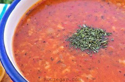 تهیه سوپ ازوگلین (سوپ ترکیه ای),رسپی سوپ ازوگلین,طرز تهیه سوپ ازوگلین,سوپ ازوگلین,سوپ ازوگلین ترکیه
