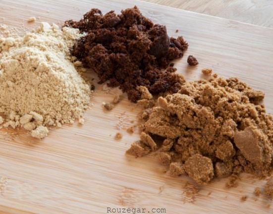 شکر قهوه ای چیست,شکر قهوه ای برای دیابت,شکر قهوه ای در طب سنتی,شکر قهوه ای سفت شده,خواص شکر قهوه ای,قیمت شکر قهوه ای