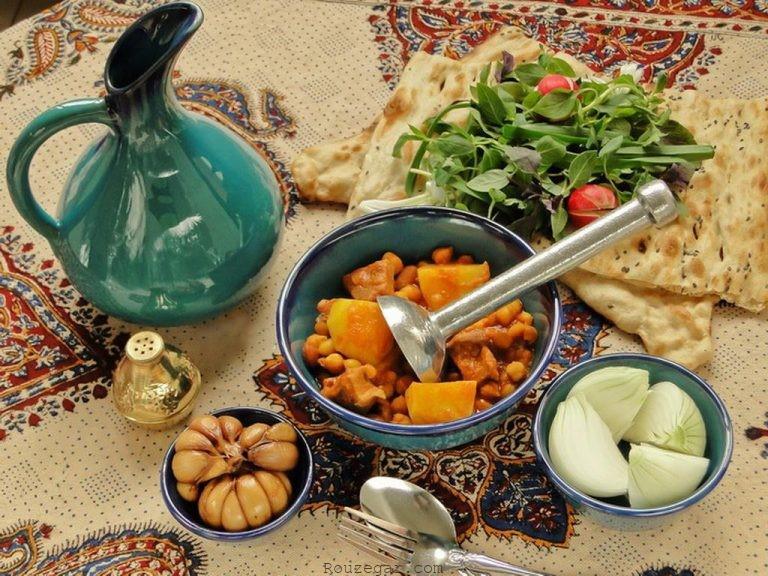 آبگوشت آذربایجان