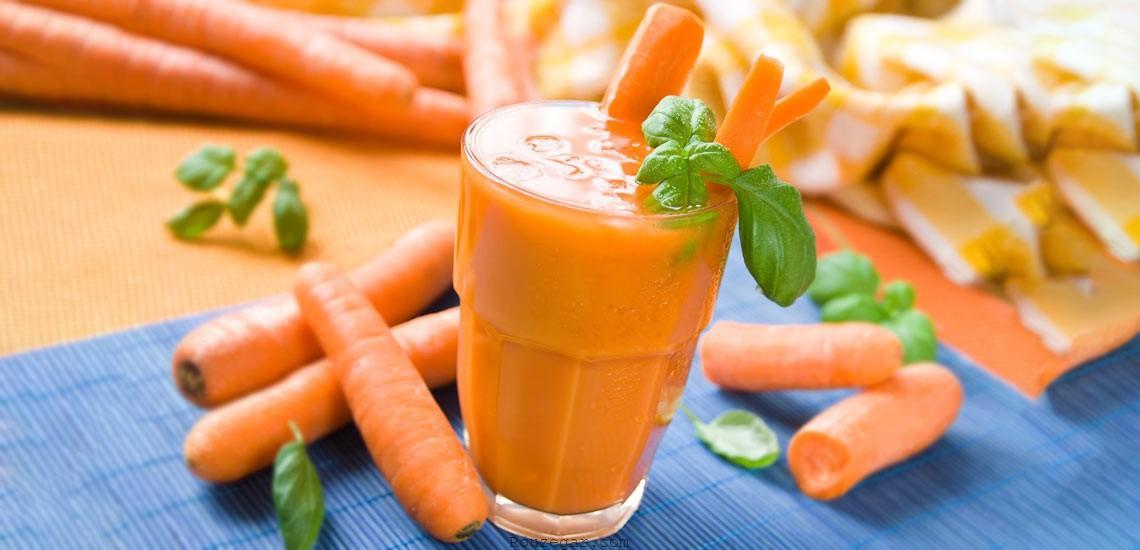 خاصیت ضد سرطانی هویج