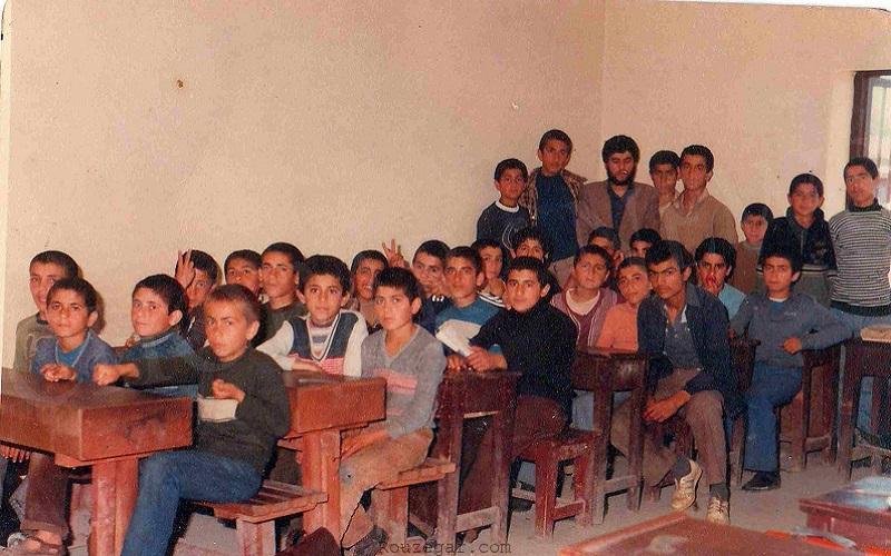 کلاس های درس دهه شصتی ها