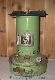 بخاری نفتی دهه 60