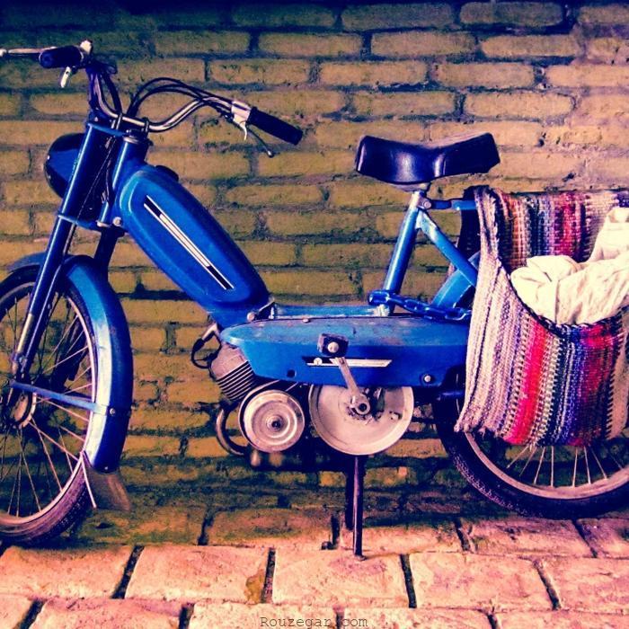 موتور گازی دهه 60