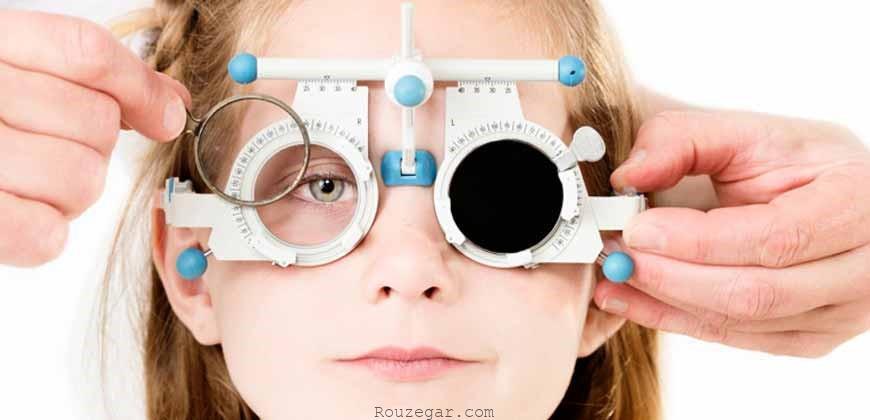 آسیب ها و عوارض چشمی موبایل