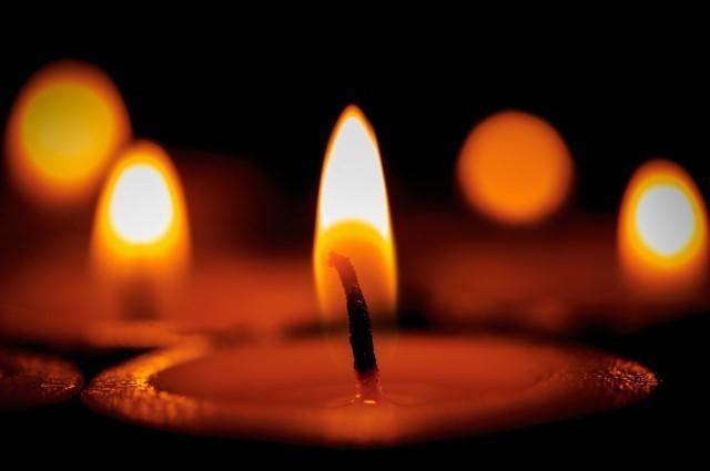 استفاده از شعله شمع