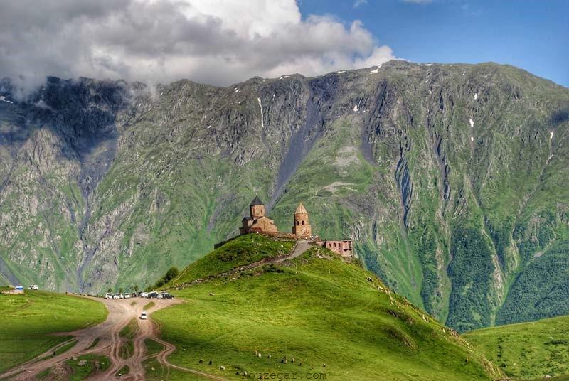 اوشگولی و مجموعه روستاهای سوانتی Ushguli & other villages in Svaneti