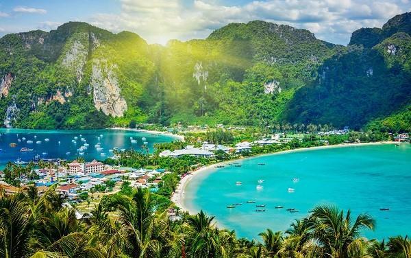 جزایر فی فی Phi Phi Islands