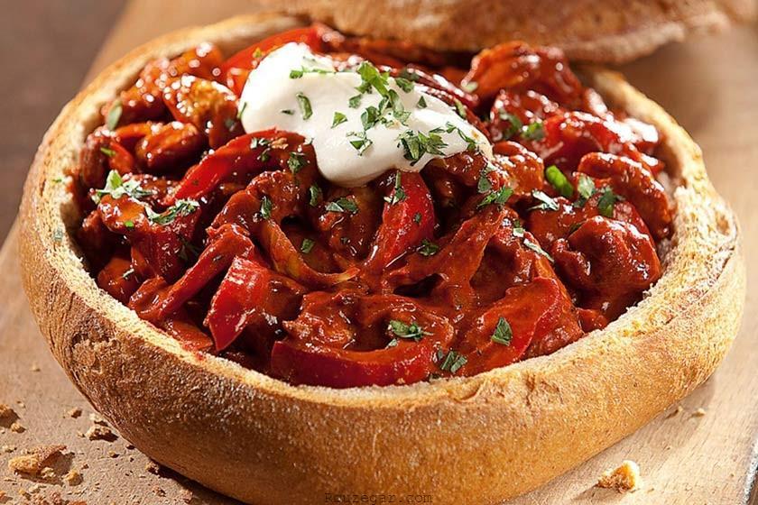 خوراکی های لذیذ کشور مجارستان