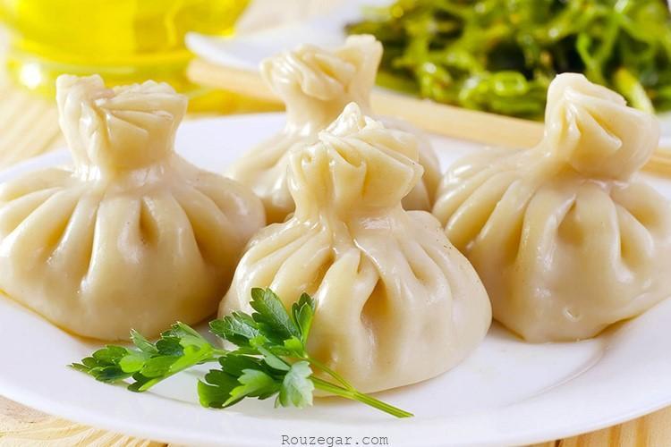خوراکی های کشورگرجستان
