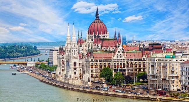 ساختمان پارلمان و جواهرات سلطنتی
