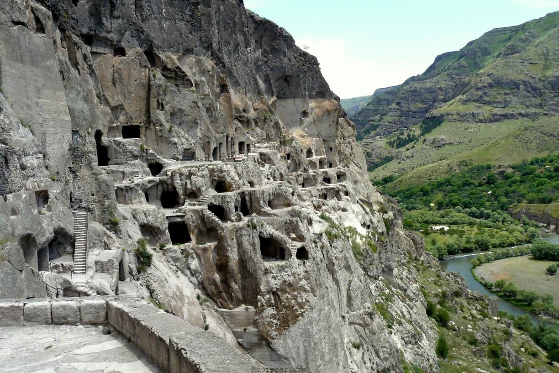 صومعه واردزیا Vardzia
