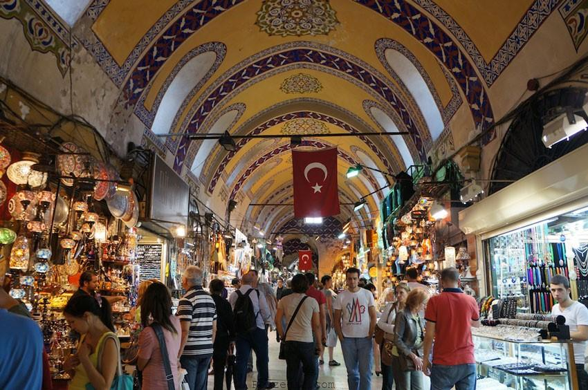 مراکز خرید کشور ترکیه