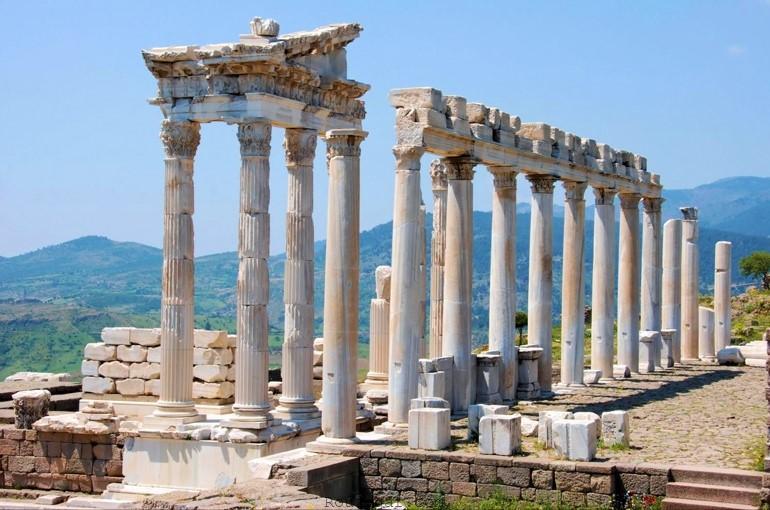 معبد پرگامون (Pergamun)
