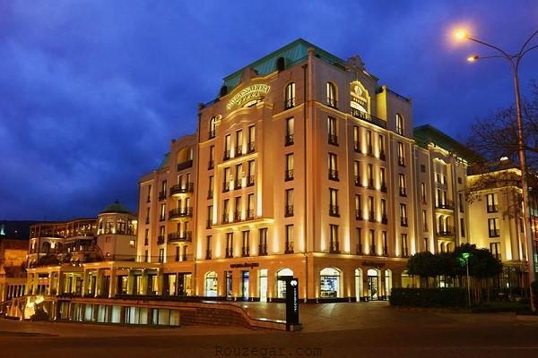 هتل ها و مراکز خرید کشور گرجستان
