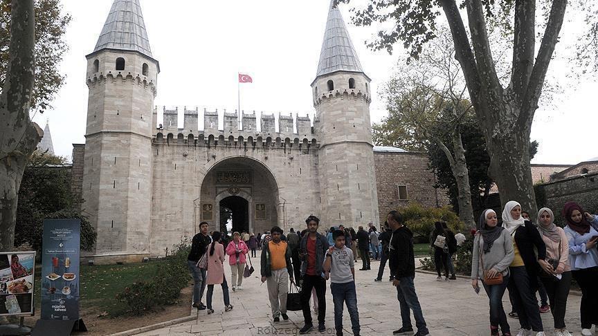 کاخ توپکاپی (Topkapi Palace)