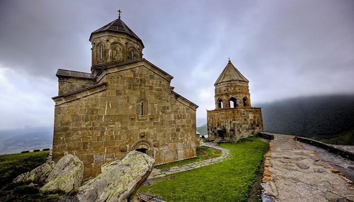 کلیسای گرگتی (gergeti)