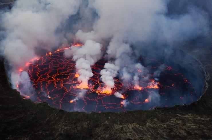 کوه تائوپو (Taupo Volcano)