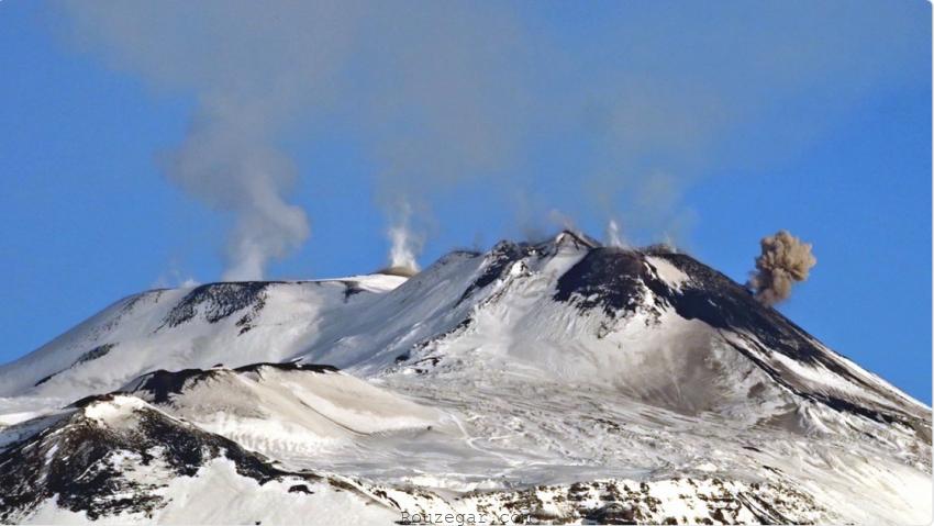 کوه مونتیو (Mountio Volcano)