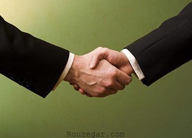 نتیجه تصویری برای دست دو مرد