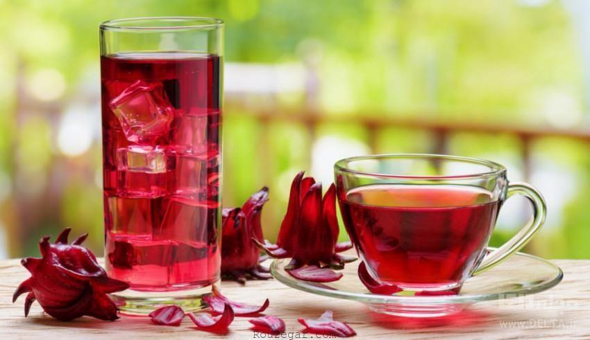 خواص شگفتانگیز چای ترش