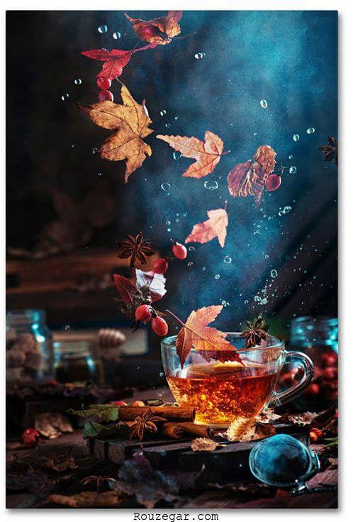 عکس اینستاگرام پاییز