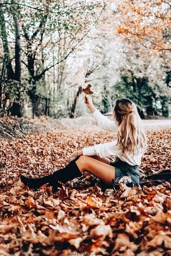 عکاسی احساسی در پاییز