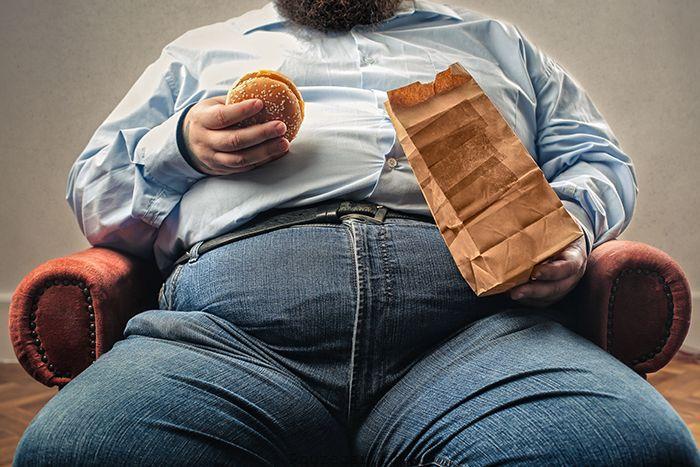 علت چاقی